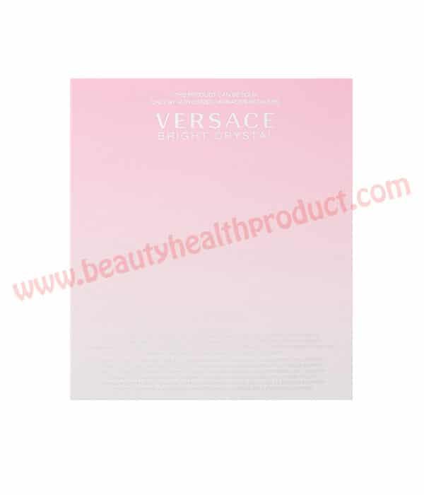 versace bright crystal description