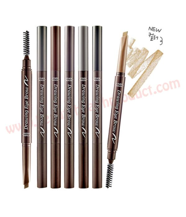 Etude House Drawing Eyebrow Review